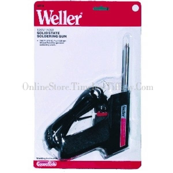 how to use a weller soldering gun